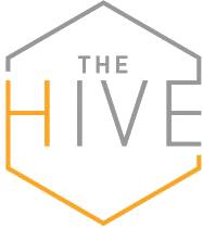 The hive logo.