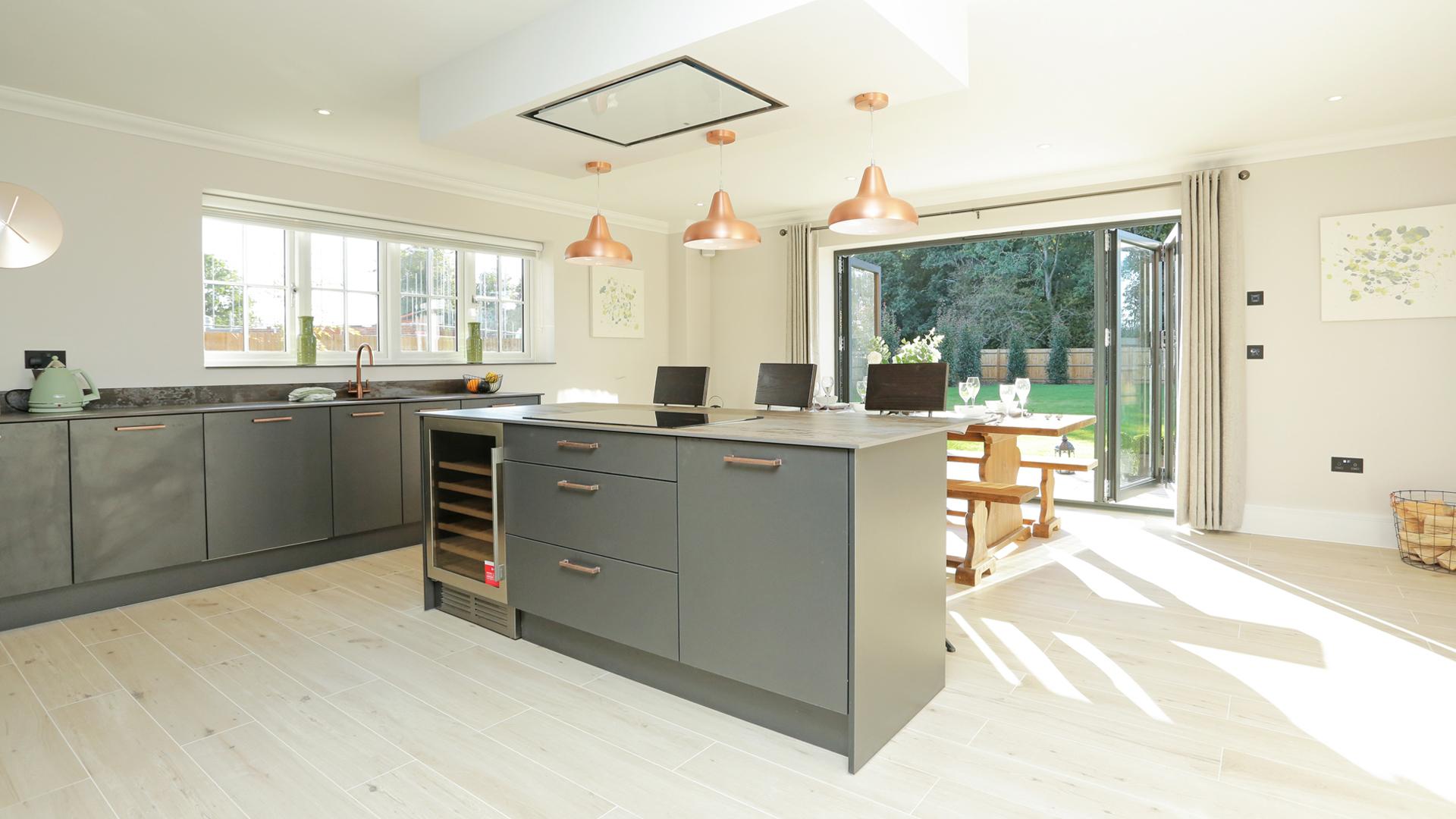 Kitchen at Weavers Park