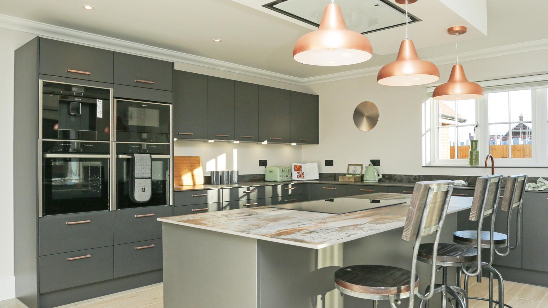 A Kitchen at Weavers Park