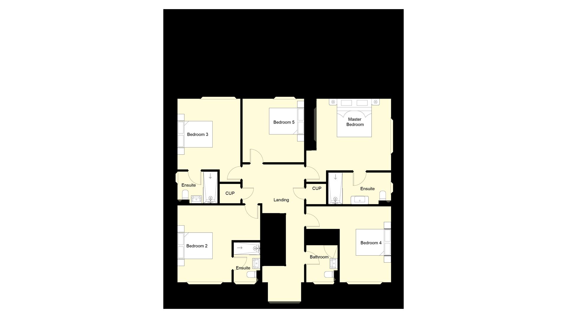 weavers park plot 6 first floor sales plan
