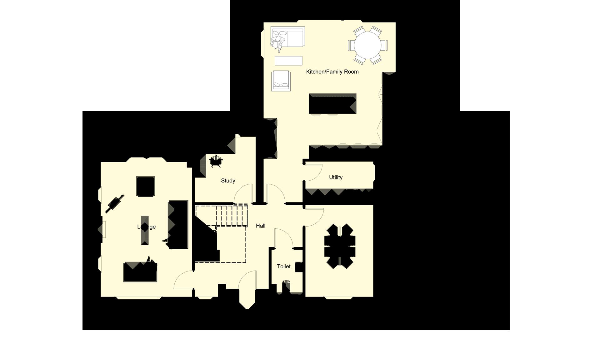 weavers park plot 7 ground floor sales plan