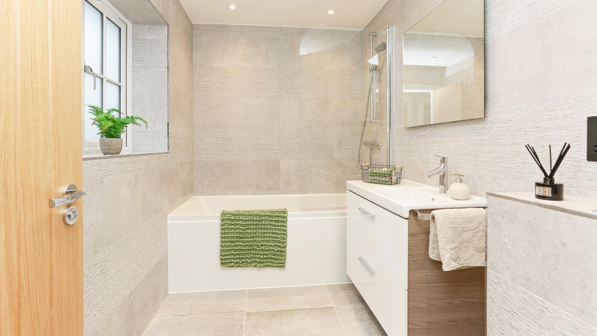 Bathroom at Weavers Park