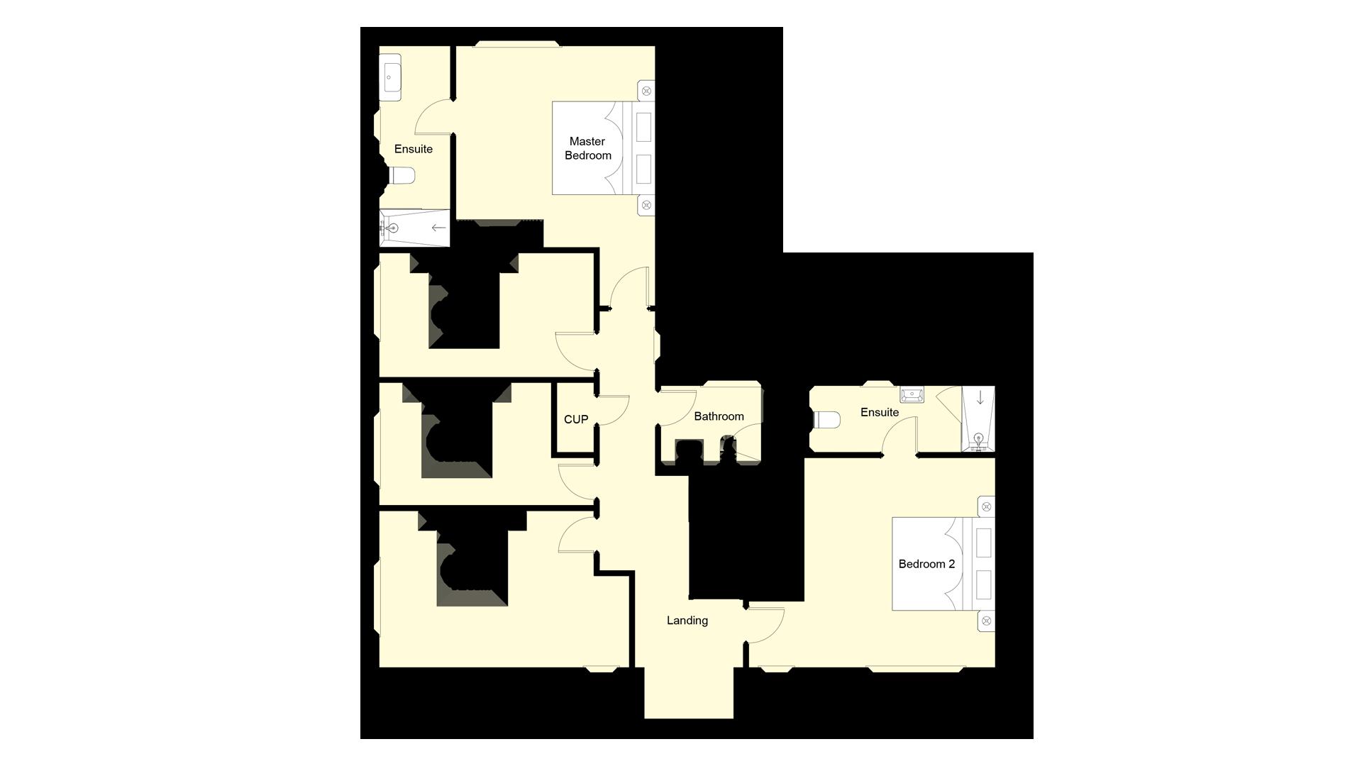 weavers park plot 8 first floor sales plan