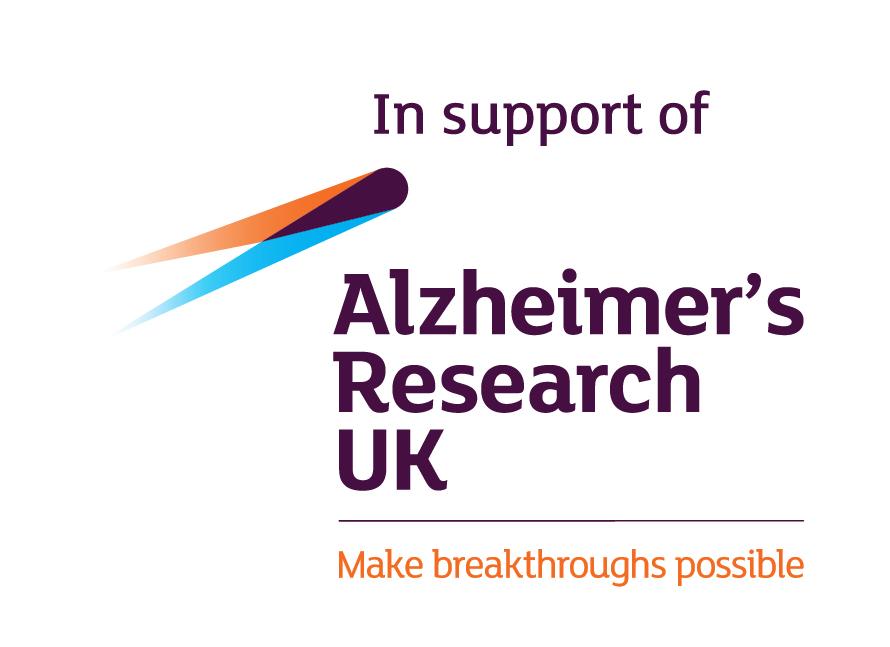 Alzheimer's Research UK official logo