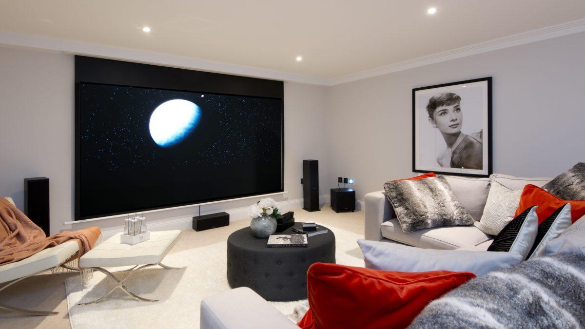 Ravenwood cinema room image