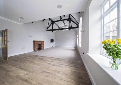 empty interior space image