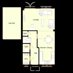 Ivy Court - Plot 12: Ground Floor