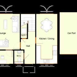 Ivy Court - Plot 4: Ground Floor