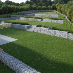Plot 5 & 6 - Gardens