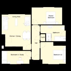 Churchfields Phase 2 - Plot 4: Ground Floor