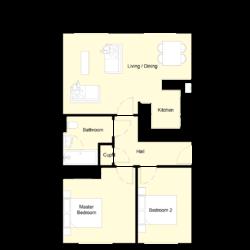 Churchfields Phase 2 - Plot 6: Ground Floor