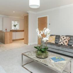 Plot 2 - Living Room