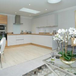 Plot 4 - Living Area