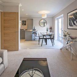 Plot 5 - Living Room