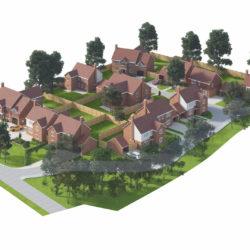 Langton Gardens - Site Plan
