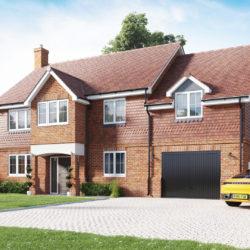 Langton Gardens - House Type