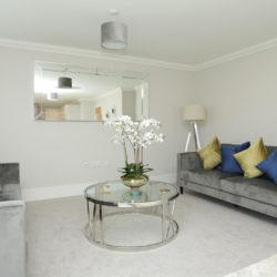 Plot 9 - Living Room