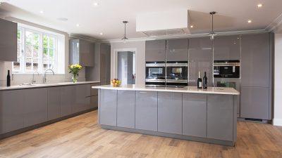 typical interior kitchen image
