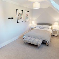 Plot 10 - The Staplehurst - Bedroom 4