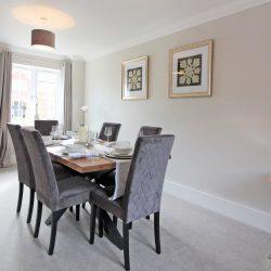 Plot 10 - The Staplehurst - Dining Room