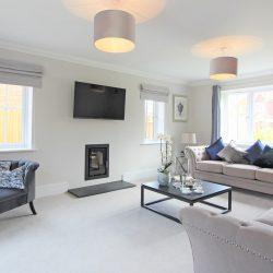 Plot 10 - The Staplehurst - Living Room