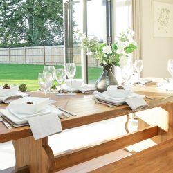 Plot 14 - The Egerton - Kitchen/Family Room