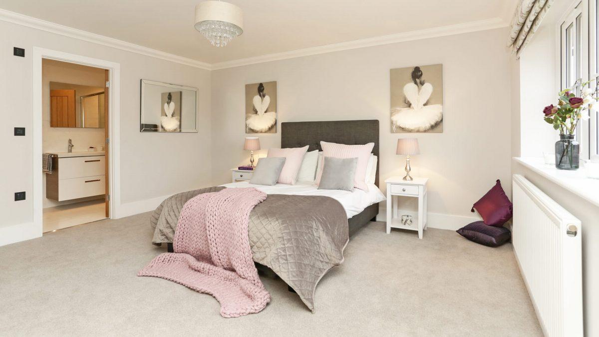 The Langton bedroom