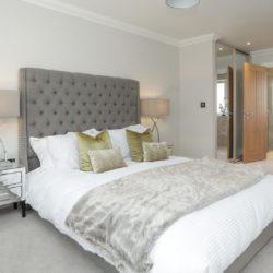 Plot 2 - Master Bedroom
